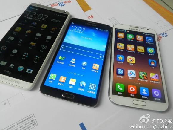 HTC One Max vs Note 3