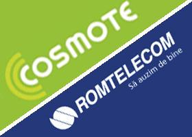 cosmote romtelecom