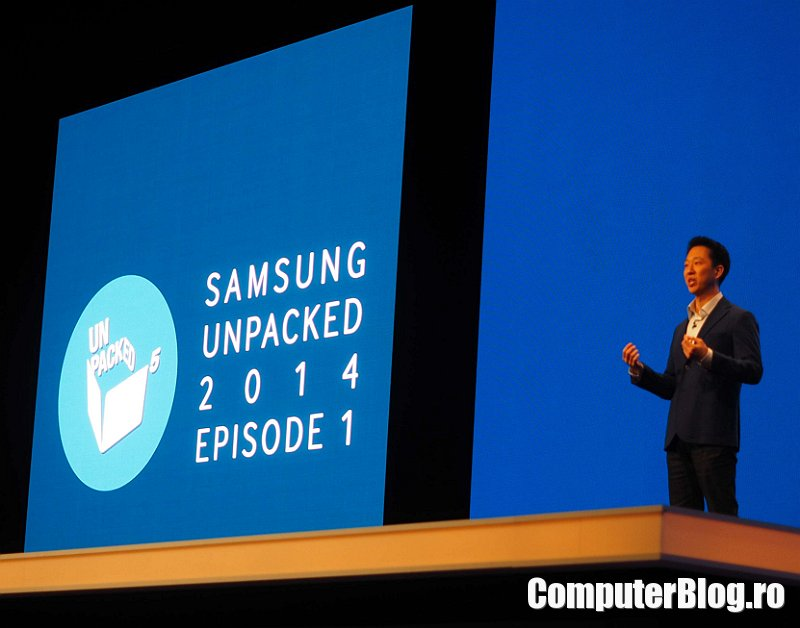 David Park, marketing @ Samsung