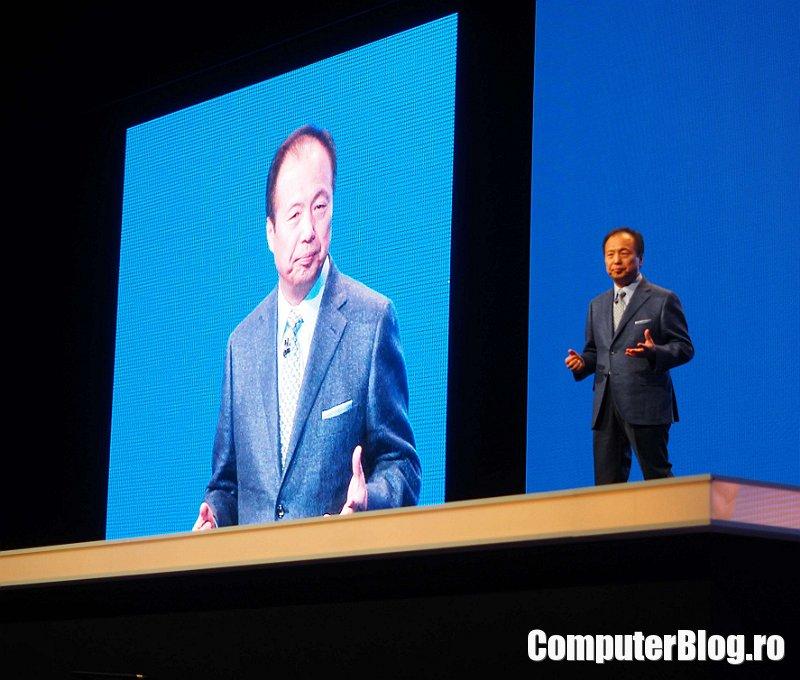 J.K. Shin - Samsung