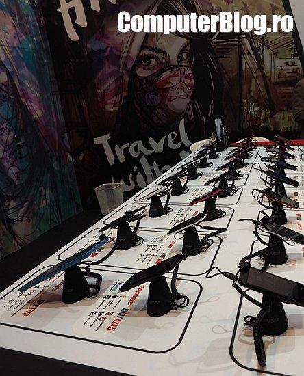 Yezz au prezentat numeroase modele de smartphone-uri