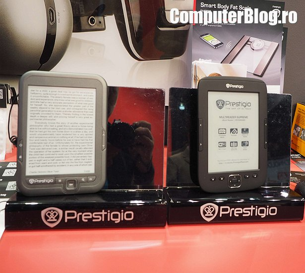 Prestigio Ebook reader