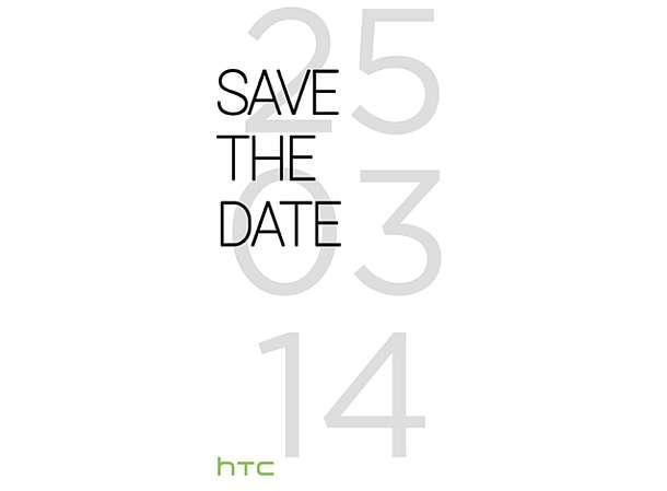 HTC M8: lansarea pe 25 martie