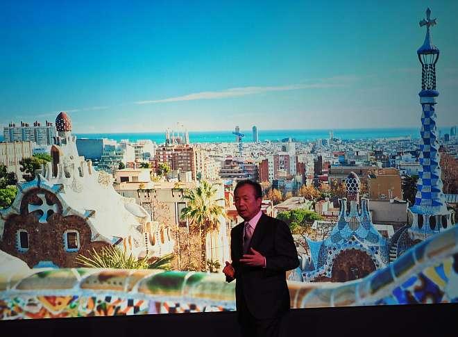 JK Shin prezintă Samsung Knox