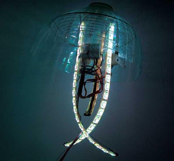 Meduza robot X-Projects