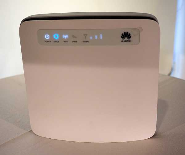 Modem 4G Huawei