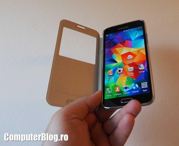 Huse pentru Galaxy S5
