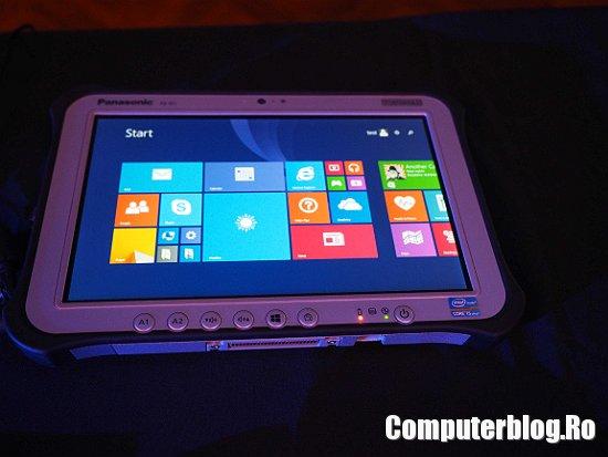 Panasonic tablet