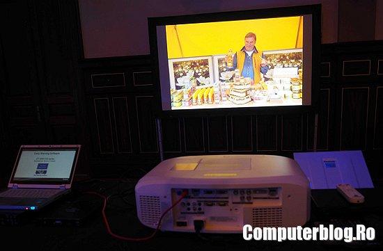 Videoproiector Panasonic