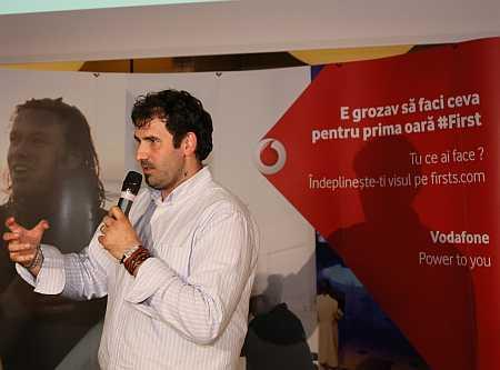 Adi Hadean - Vodafone Firsts