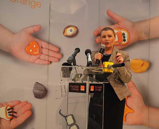 Dana Deac - Fundatia Orange