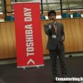 Tatsuhiro Nishioka - senior manager Toshiba global marketing