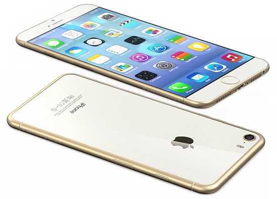 Concept de design pentru iPhone 6