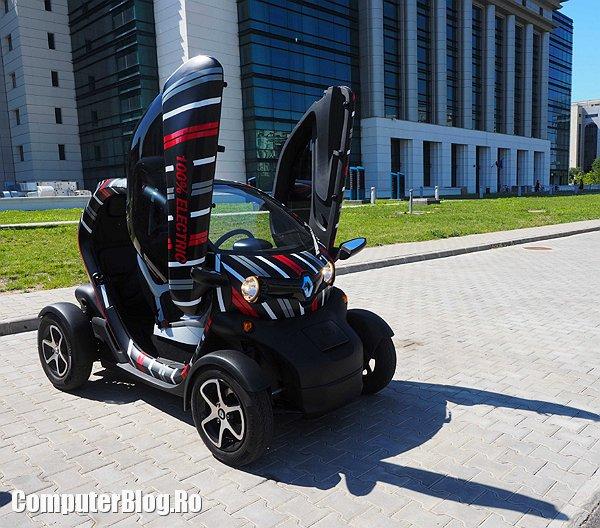 Renault Twizy - drive test