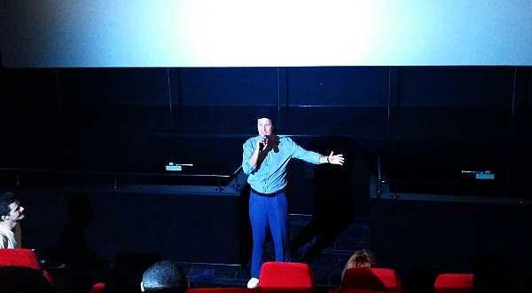 Radu Băzăvan - autorul poveștii filmului Usturoi