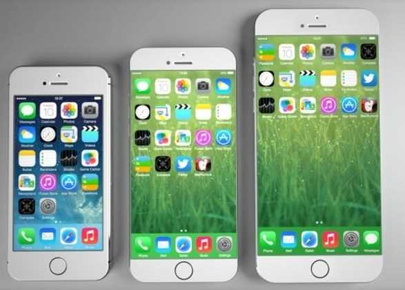 iPhone 6 concept: Ciccarese Design