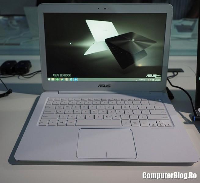Asus Zenbook Intel Core M