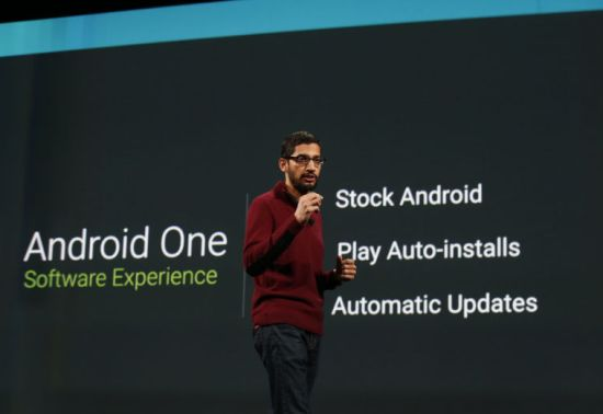 Android One - lansarea