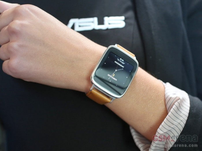 Asus Zenwatch - super-smartwatch
