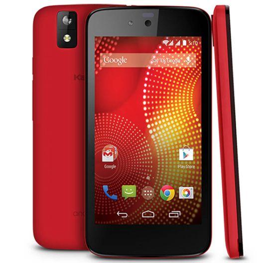 Karbonn Sparkle V - unul din primele terminale Android One