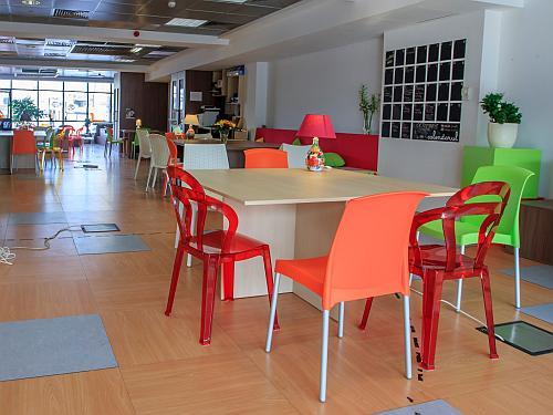 Impact Hub_co working space