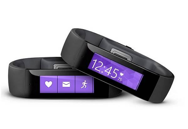 Microsoft smartband