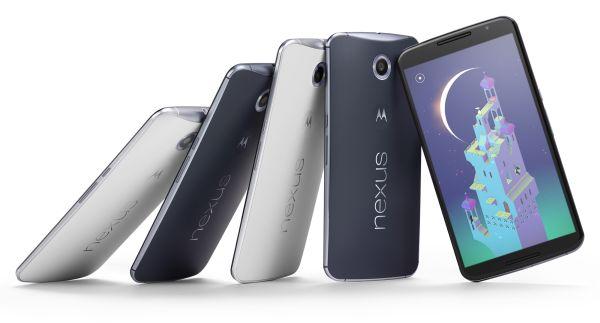 Nexus 6 by Motorola & Google