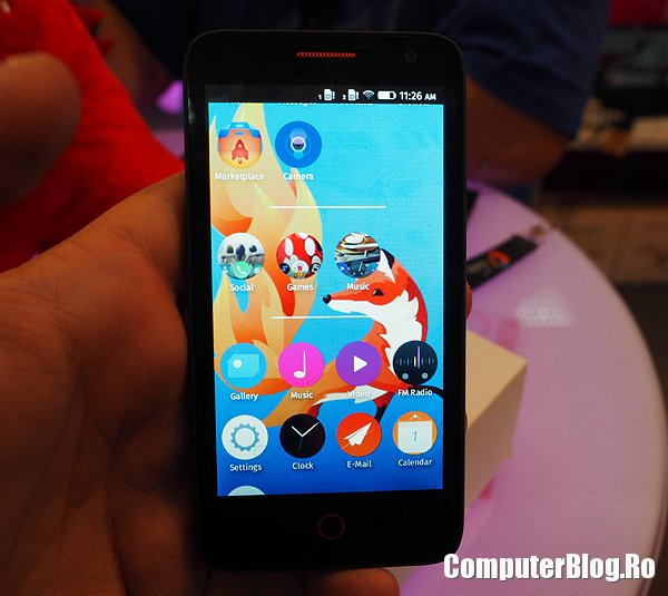 T2Mobile Firefox OS