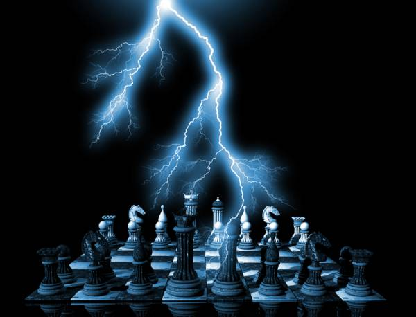deep blue chess