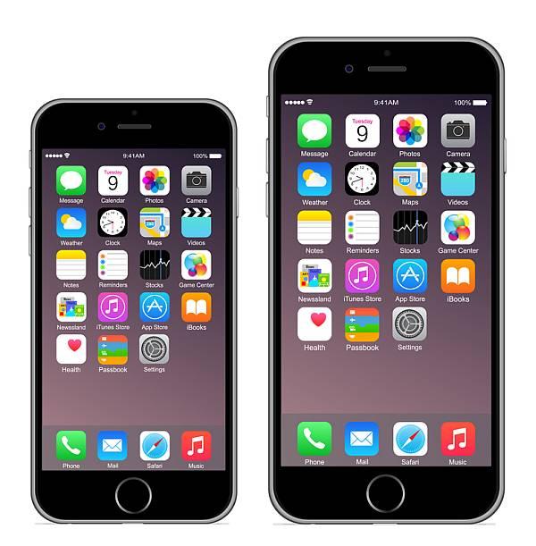 dreamstime s 44640083 Ghinion pentru Samsung: coreenii cumpără iPhone 6 Plus