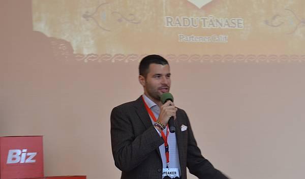 Radu Tanase, Calif