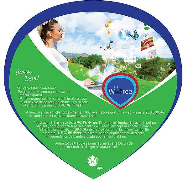 UPC WiFree