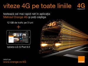 metroul orange 4g