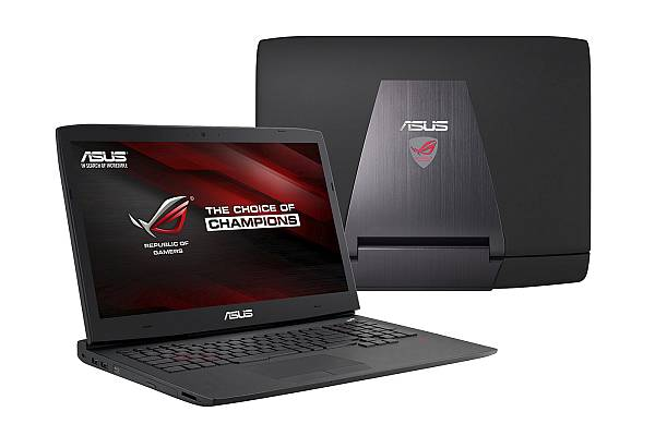 Asus RoG G751 - laptop de gaming