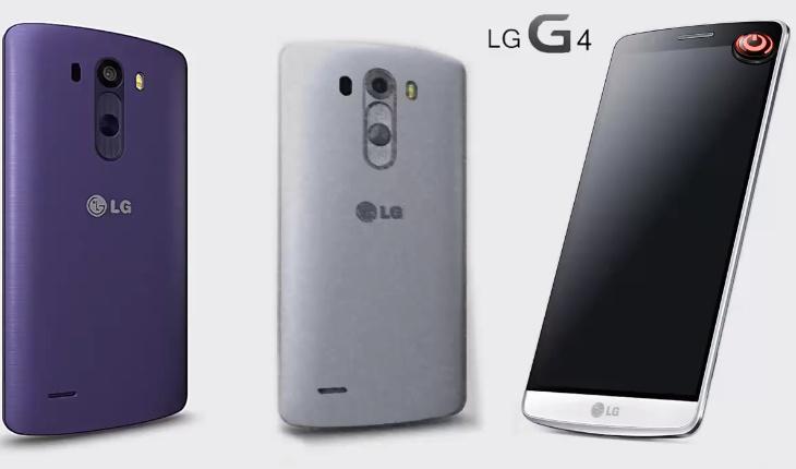LG G4 - concept