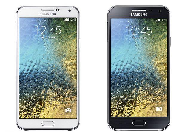 Samsung Galaxy E5 si E7
