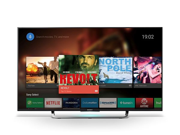 Sony Bravia cu Android