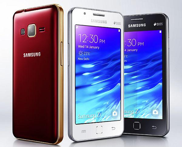 Samsung Z1 - Tizen