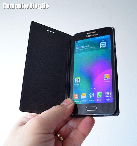 f76ddf4b9b1 Samsung Galaxy A3 - design excelent, pret accesibil