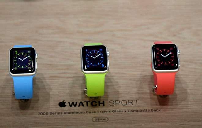 Apple Watch lansarea
