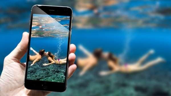 iphone rezistent la apa