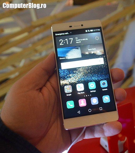 Huawei P8 - lansarea oficiala