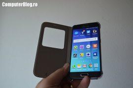 Husă smart pentru Galaxy S6
