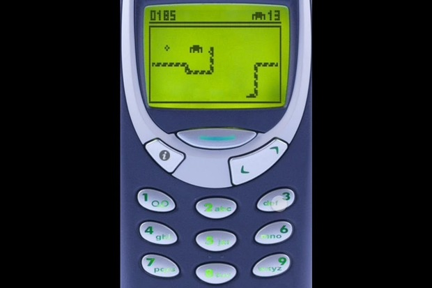 Snake - unul din cele mai populare jocuri Nokia