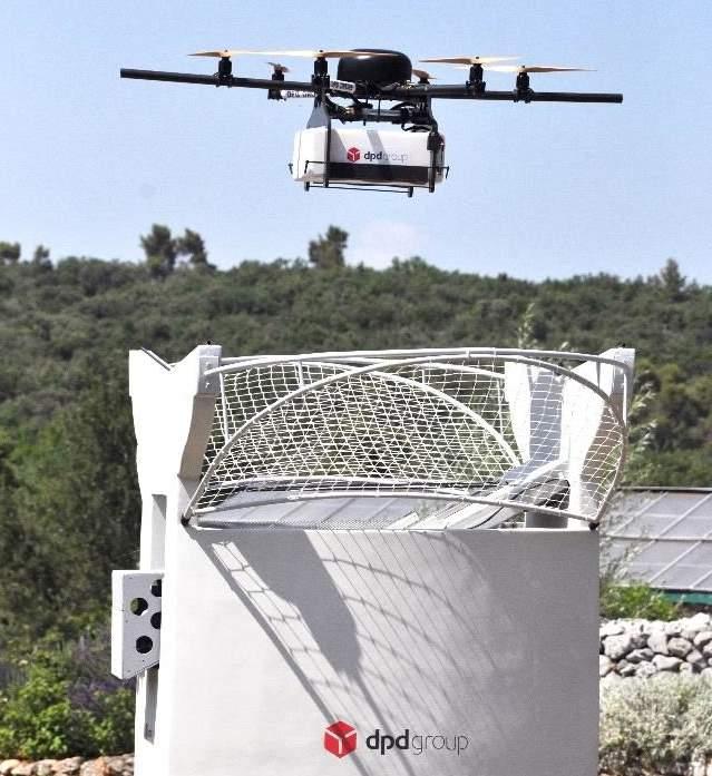 DPD _drone