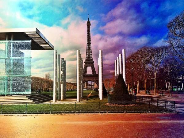 Paris by Dan Dragomir