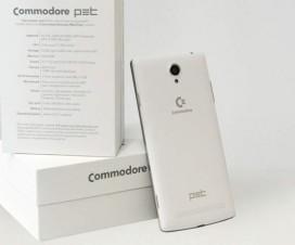 commodore smartphone