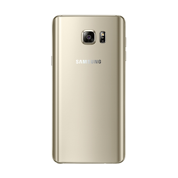 Samsung Galaxy Note 5 back