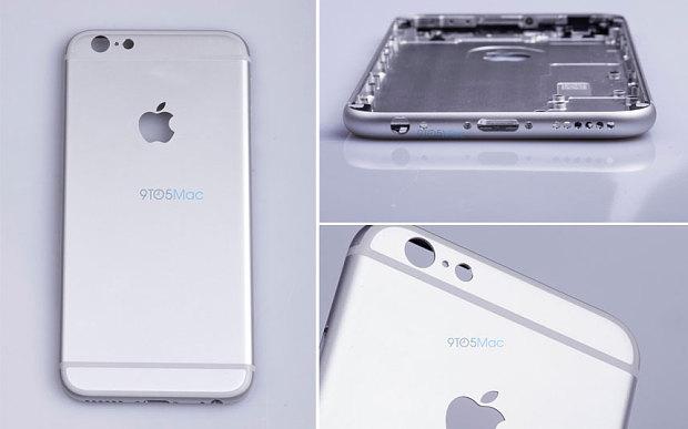 iPhone 6S via 9to5mac