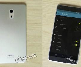 Nokia C1 cu android